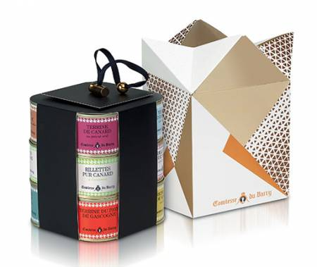 Coffret de terrines