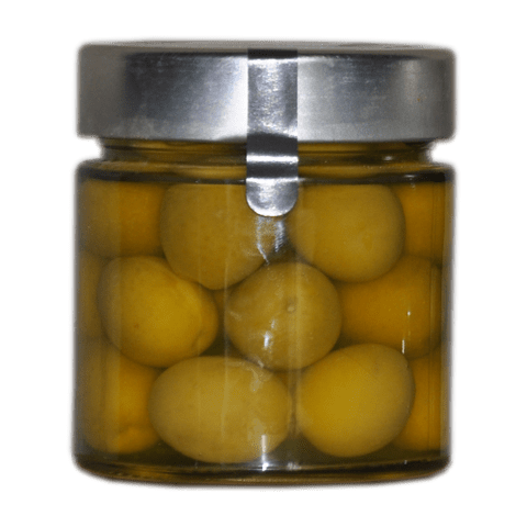 Golden Heritage Manzanilla olives